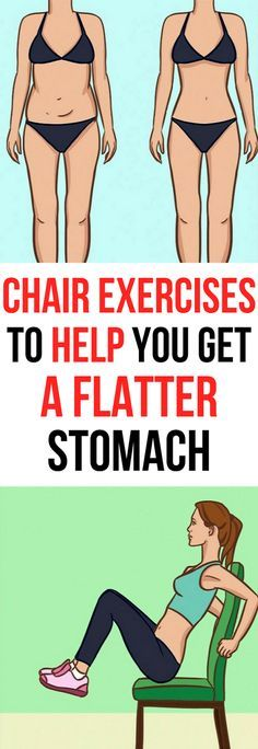Try These Exercises For Melting Belly Fat
