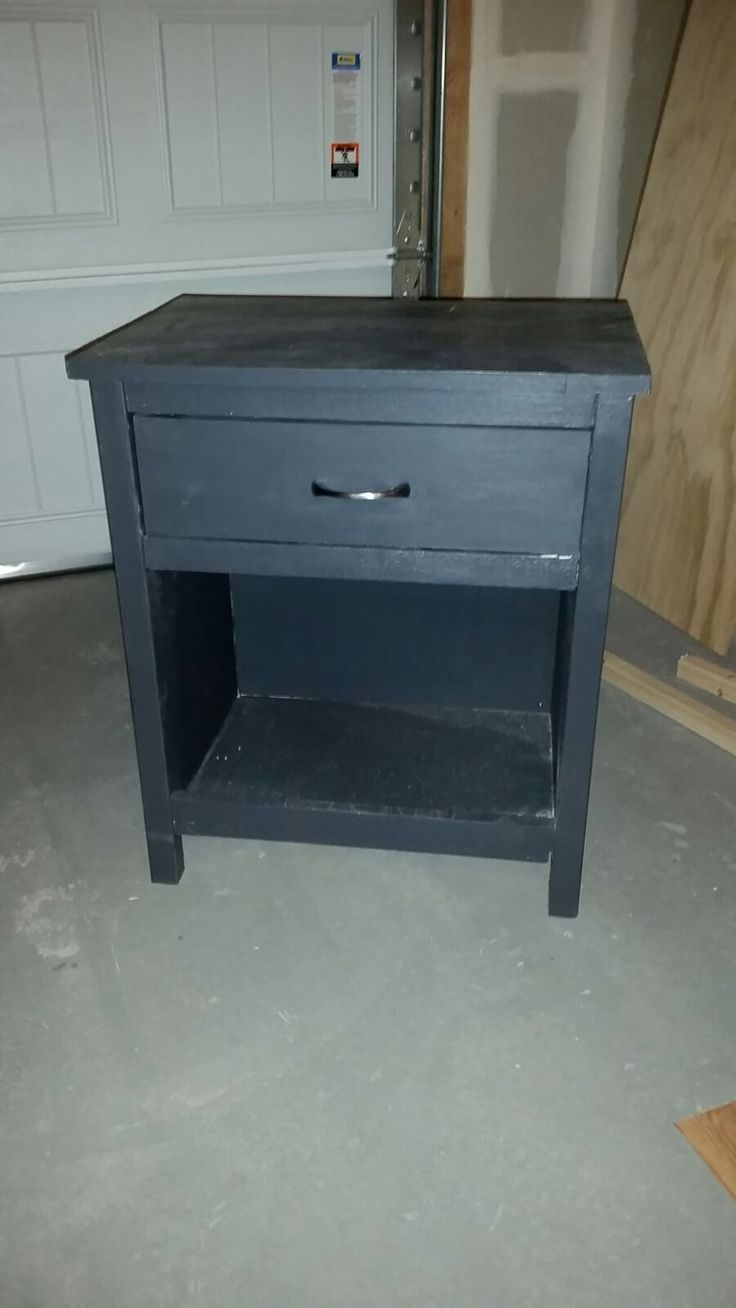 Diy Cooper Nightstand Free Plans Rogue Engineer Woodworking Plans Diy Furniture Makeover Diy Diy Nightstand