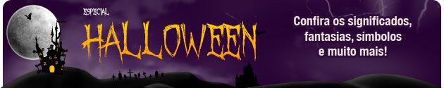 Halloween II O Dia das Bruxas: Existem muitos símbolos que compõe o Halloween