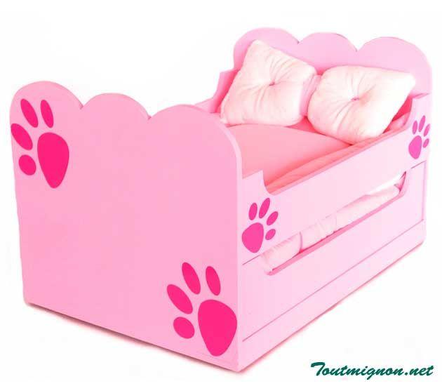 M s de 25 ideas incre bles sobre muebles para mascotas en - Camas para perros de madera ...