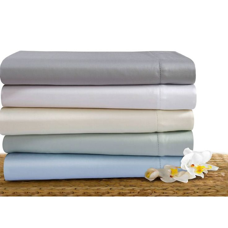 product image for Tribeca Living 300-Thread-Count Tencel Extra Deep Pocket Sheet Set and Pillowcases