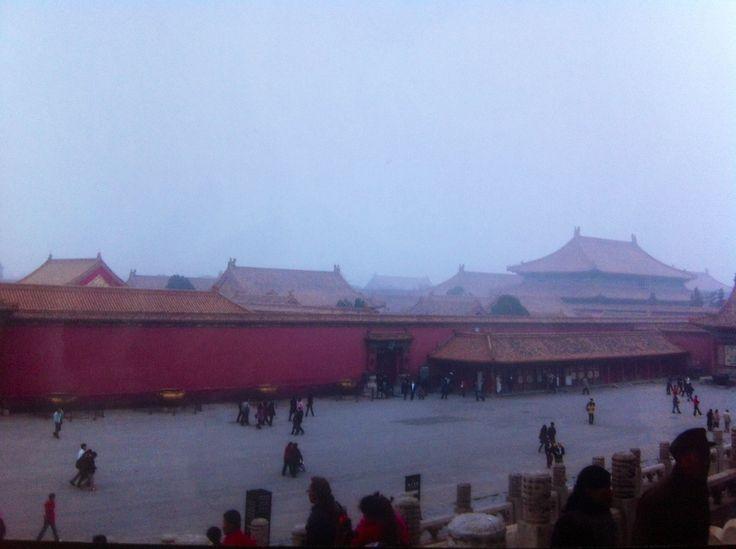 China, Forbidden City