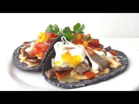 Introducing our Feb '16 special of the month, #ElBoracho.  Chilaquiles, cecina de res and heirloom pico de gallo topped off with poached quail egg and served on a fresh, hand-pressed blue corn tortilla.  Try it starting tomorrow & for FREE if you say our motto at our Tuesday night stops.    More: https://www.sohotaco.com/2016/01/31/introducing-our-february-2016-special-el-boracho #tacocatering #ocfoodies #yolkporn #foodgasm
