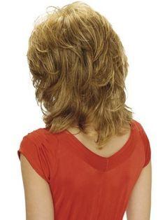 Love Layered Hair: – Diese 17 Frisuren mit mittleren Schichten werden Sie begeistern   – hair styles