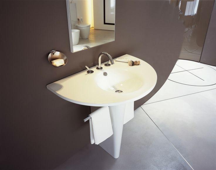 Salle de bain et accessoires Axor Hansgrohe designé par Starck