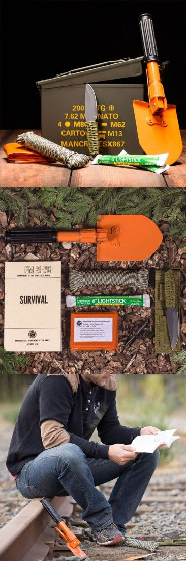 A holiday gift for the rugged survivalist on your list | Man Crates