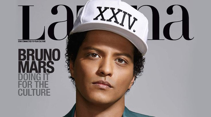 Bruno Marsredefines what it means to be a Latino man.