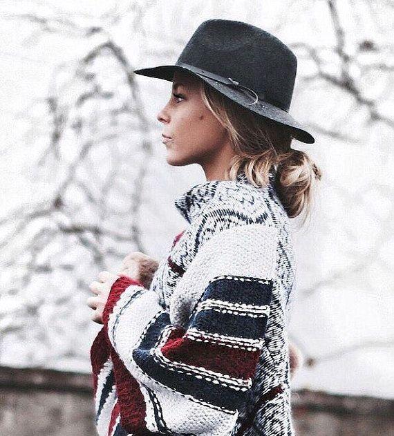 Hats Hat Fedora Fedora Hat Boho Hat Boho Style by shoptreasurehunt