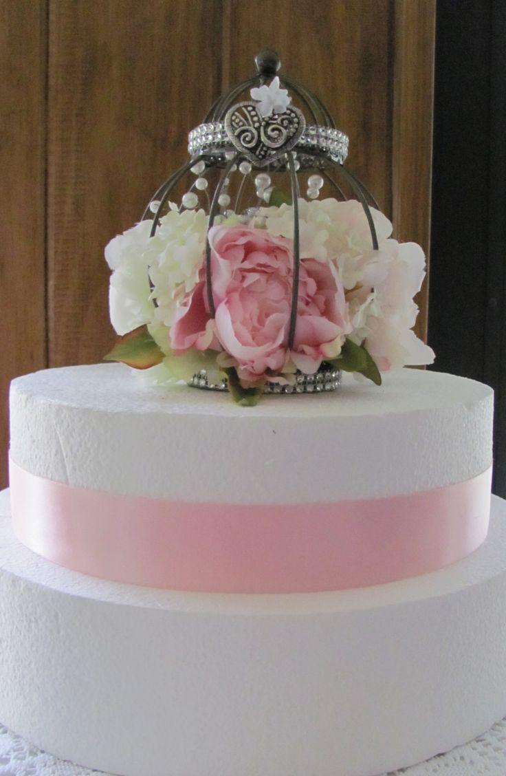 15 Best Handmade Wedding Cake Toppers Flowers For Wedding Cake Tops