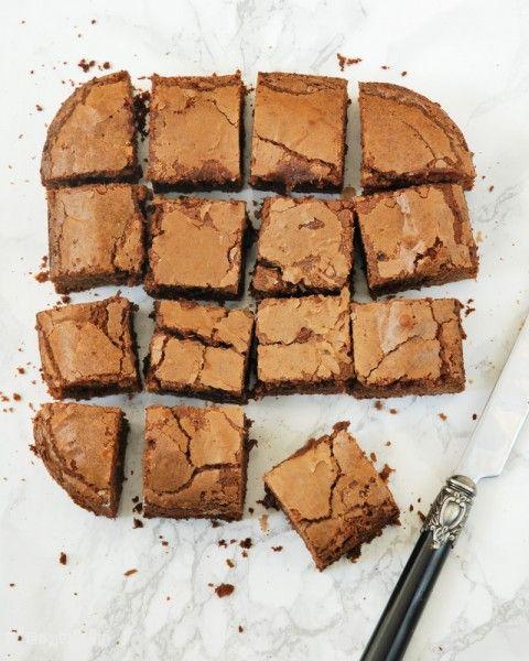 Un brownie sin frutos secos, muy fácil de preparar…y riquísimo…alguien da más? Ingredientes (16 unid., molde 20×30 cm. o 20×20 cm. – más alto-): 125 grs. harina 1/4 c/c sal 2 huevos XL 250 grs. nutella (o otra crema de … Sigue leyendo →