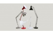 Giant Brooklyn floor lamps from Made £79