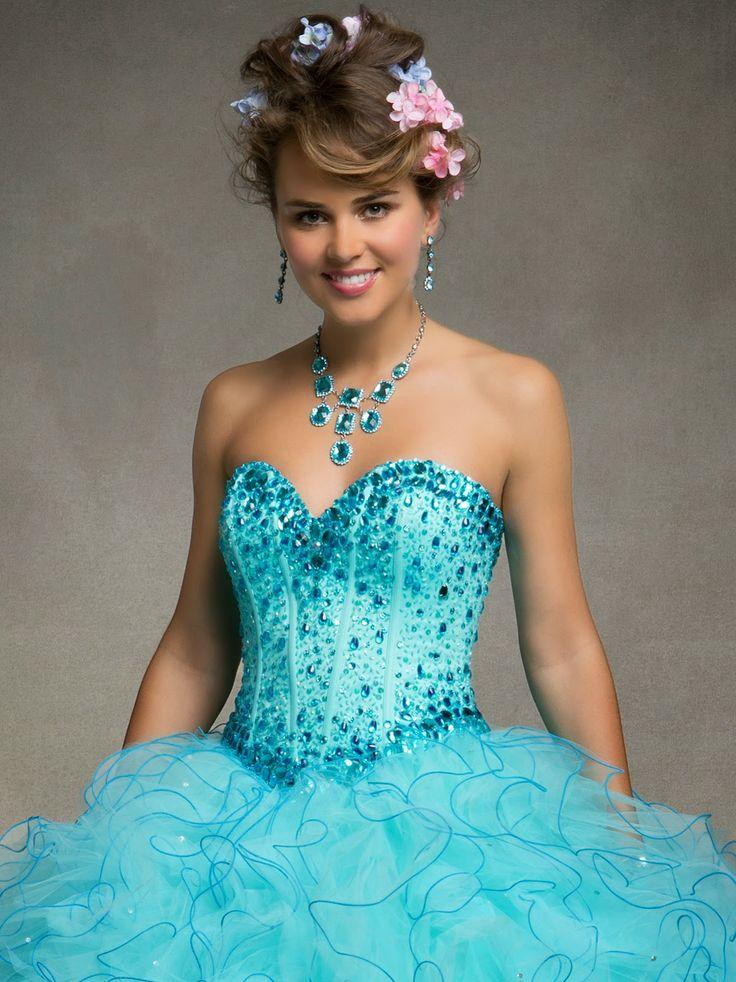Lindos vestidos de 15 años | Moda y Tendencias
