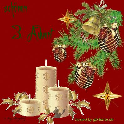 Dritter Advent GBBild - 3. Advent GB-Poze, GB-Bilder & Gästebuch ...