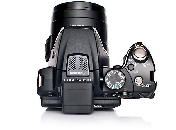 Nikon Coolpix P500 | Point & shoot cameras | TechHive