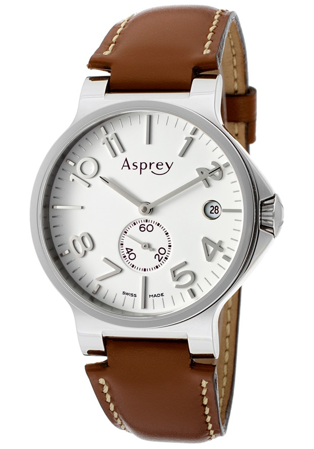 Price:$1369.00 #watches Asprey of London 1013121, Asprey has developed over generations into the finest British jeweller and luxury goods house, and become a name synonymous with refinement and luxury. As ever, each Asprey product is made with the most exacting craftsmanship using only the finest materials.