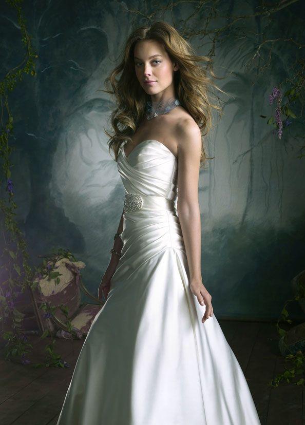 Lazaro Bridal Gowns Style LZ3053