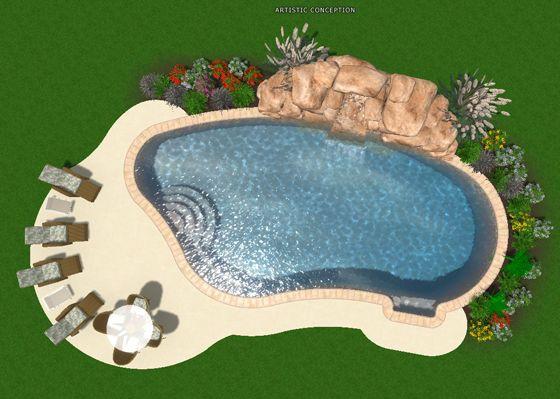 Pool Shape 21 best carlton pools, inc. pool shapes images on pinterest | pool