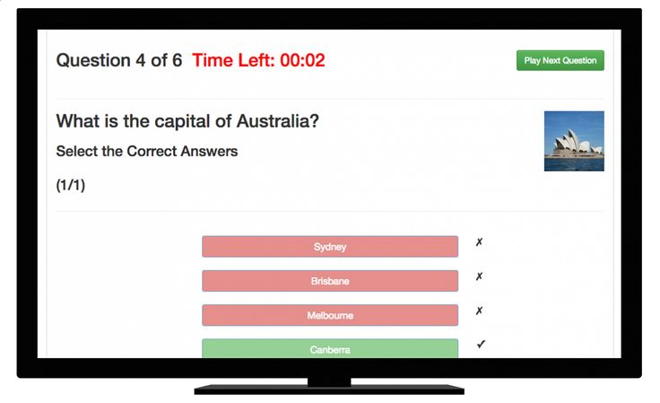 eQuizShow - Free Online Quiz Show Templates Tech in the - online quiz templates