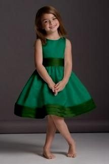 Bridesmaid dresses on Pinterest | Flower Girl Dresses, Green Flowers …