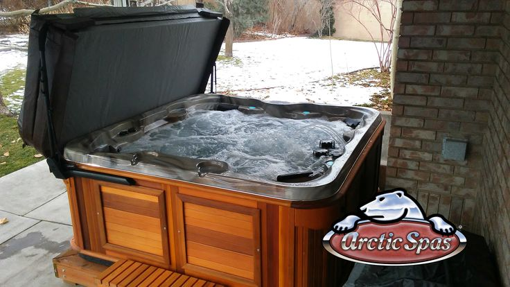 Congrats to the Cobabe Family on your new Arctic Spas Norwegian!! We are excited that you're now a part of the Arctic Spas Family!  Seating 6, this spa was customized with a Mediterranean Sunset Acrylic, Classic Cedar Cabinet and A Covermate 3 Hydraulic Cover Lift! More about this tub here> https://www.arcticspas.com/arctic-spas/arctic-norwegian/ #ArcticSpas #Norwegian #HotTub #HotTubsUtah #HotTubbin #Spa #UtahHotTub #UtahSpas #Utah #Outdoors