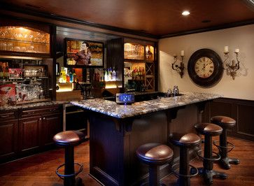 Bar Design Ideas, Pictures, Remodel And Decor