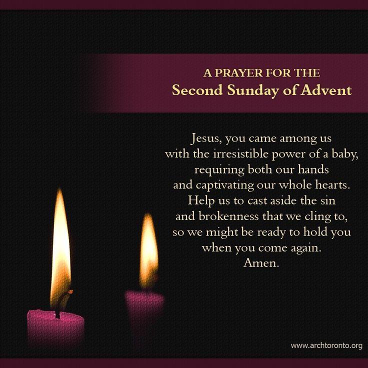 3Rd Week Of Advent Prayer