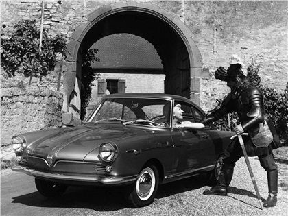 NSU Sport Prinz (Bertone), 1958