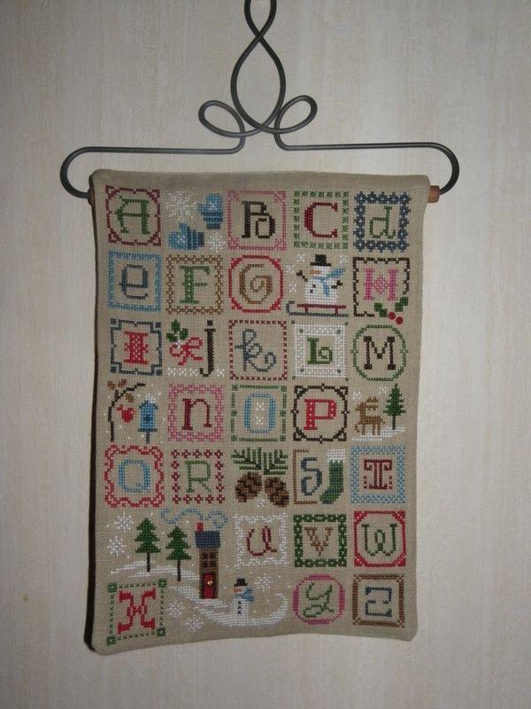 winter alphabet - Lizzie Kate                                                                                                                                                                                 Plus