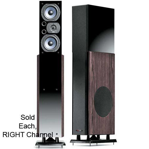 Polk Audio LSi15 Right Channel Tower Speaker (Single, Ebony) by Polk Audio. Save 46 Off!. $499.00. New high definition audio formats such as Super Audio CD and DVD-Audio demand a new level of performance from today's loudspeakers. The Polk Audio LSi15 Tower Speaker is the ultimate expression of Polk Audio's mission to provide the highest quality audio products at a reasonable price. The LSi15 is a floorstanding speaker that delivers superior linearity, definition and imaging...