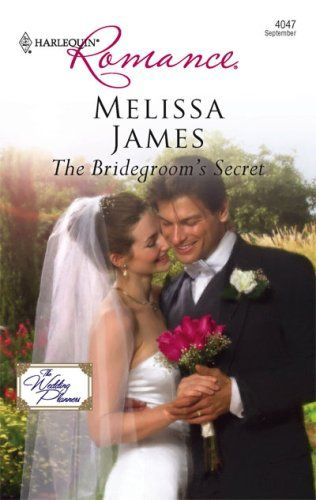 The Bridegroom's Secret (The Wedding Planners):   br /br /With a glittering wedding to plan, Julie Montgomery is the happiest girl in town. Their engagement party is the talk of Boston—but then Julie discovers everyone seems to know more about her groom-to-be than she does….br /br /Matt McLachlan wants to protect his beautiful fianc�e from the complications in his life—he only wants good things for her. But Matt has to learn that marriage is about sharing everything, for better and for...