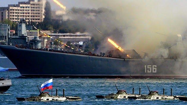 SEMANARIO BALUN CANAN: Rusia considerará una agresión contra Crimea un at...