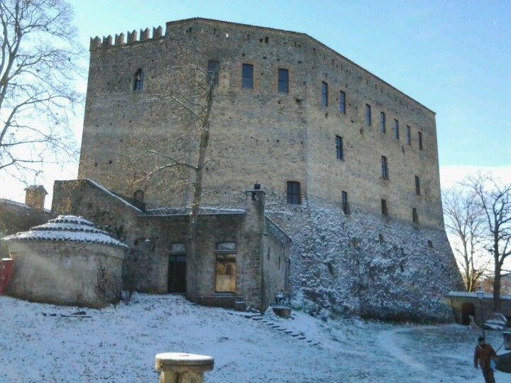 Castello di Zavattarello, Pavia #invasionidigitali #musei