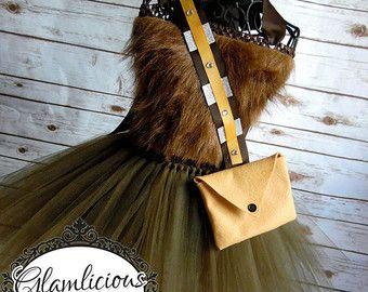 Traje de Chewbacca inspirado | Vestido de Wookie | traje | niño recién nacido-tamaño 10 listado