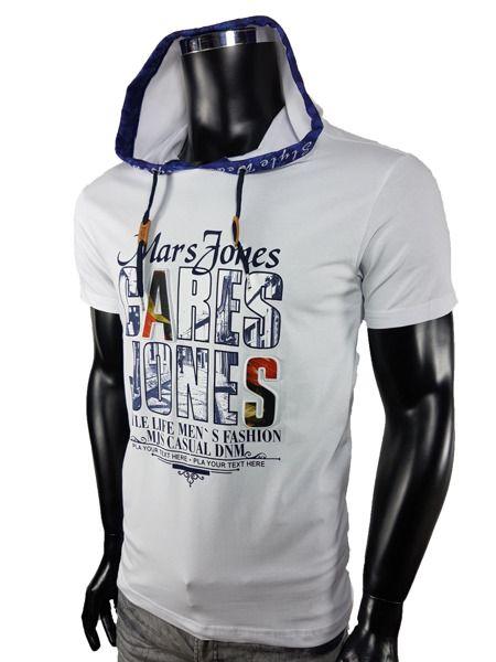 T-shirt męski - - T-shirty męskie - Awii, Odzież męska, Ubrania męskie, Dla mężczyzn, Sklep internetowy