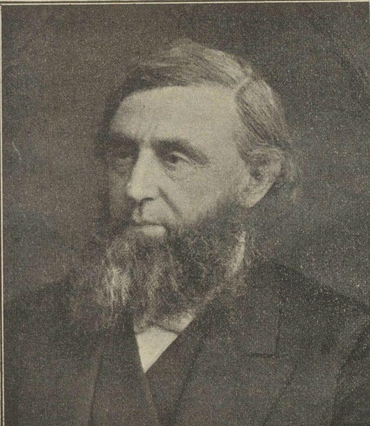 † Frans Lion Cachet (January 28, 1835 - November 27, 1899) Dutch historian, preacher and writer