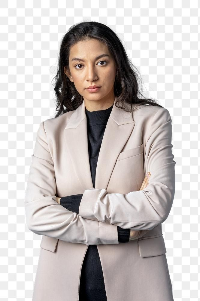 Middle Eastern Woman In A Blazer Transparent Png Premium Image By Rawpixel Com Teddy Rawpixel Business Women Modesty Fashion Winter Asian Woman
