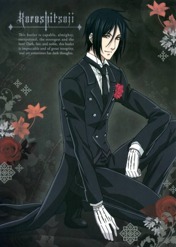 Best 25+ Sebastian true form ideas on Pinterest | Black butler ...