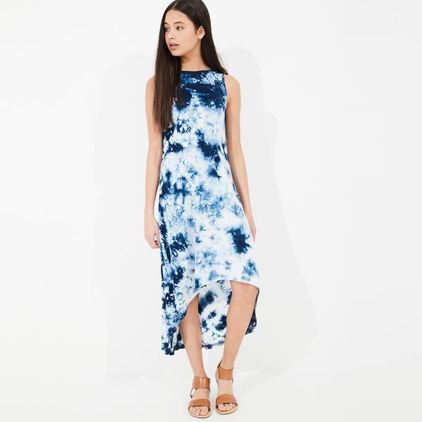 gemma dress - blue