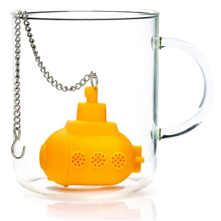 Silicone Yellow Submarine Tea Infuser Best Offer. Review Time Roaming High Quality Silicone Yellow Submarine Tea Infuser You will get 1 tea sub - yellow submarine tea maker. Produced using silicone. Silicone Yellow Submarine Tea Infuser #Silicone #Yellow #Submarine #TeaInfuser