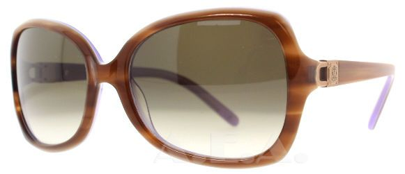 Juicy Couture Halo/S 086 Tortoise Women's Sunglasses #JUICYCOUTURE #Round