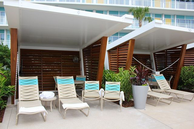 Cabana bay beach resort at universal orlando by for Design hotel orlando