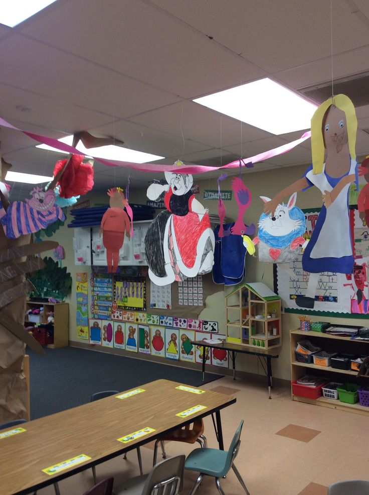 Alice In Wonderland Classroom Decoration Ideas ~ Best ward swonderland images on pinterest wonderland