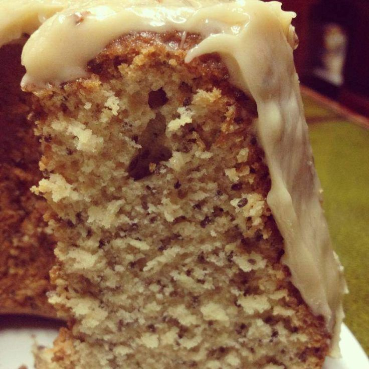 Recipe Coconut Chia Lemon Cake by Katherine Clay - Natural Mamma - Recipe of category Baking - sweet