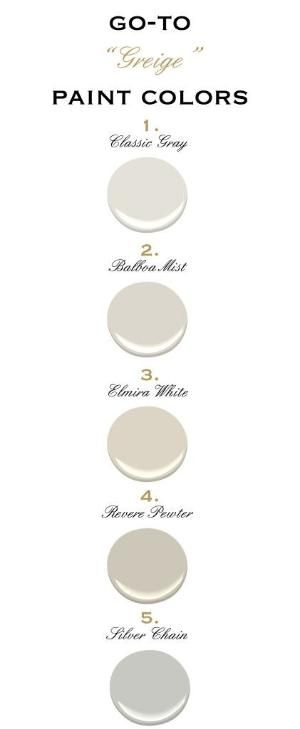 griege paint colors by benjamin moore by monimarin
