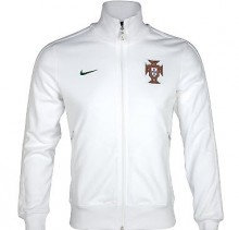 """Say """"Hello"""" to Portugal National Team Soccer Trainer Jacket! N98 Series. Get it now at www.primosoccerjerseys.com"""