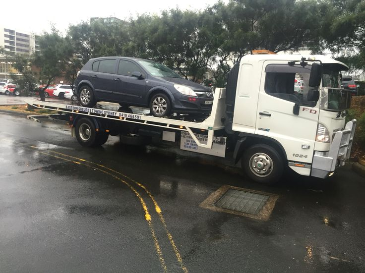 #Towing a Fiat Punto from Jucy car rentals in #Botany to Suttons City Holden in #Rosebery. For #Car & #motorcycle #towing in #Sydney call Eastern Suburbs Towing Sydney on 0419466591. Check out our website @ www.easternsuburbstowingsydney.com.au