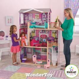 Duży Domek dla lalek KidKraft