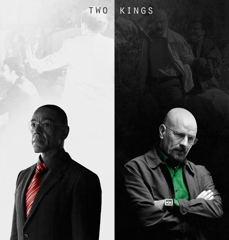 Breaking Bad / Gus Fring / Walter White