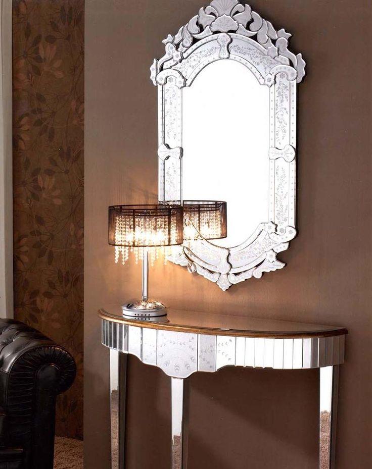 15 besten venezianische wandspiegel bilder auf pinterest. Black Bedroom Furniture Sets. Home Design Ideas