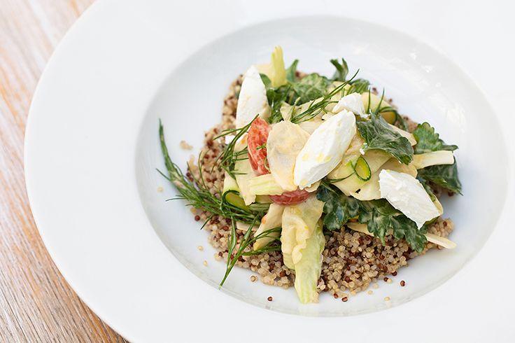 Израильский салат iz baklaganov